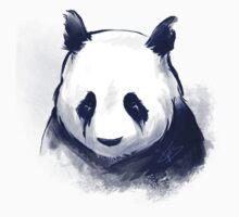 Sad Panda Baby Tee