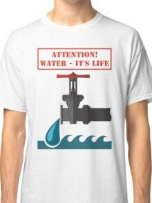 Faucet Classic T-Shirt