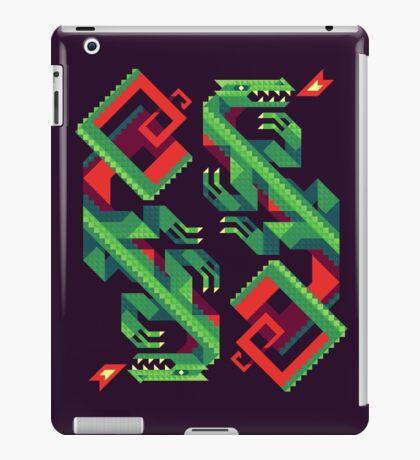 Fire Lizard iPad Case/Skin