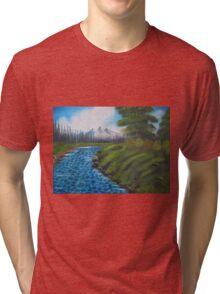 River Rocks Tri-blend T-Shirt