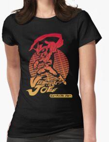 Joe the Hero Womens Fitted T-Shirt