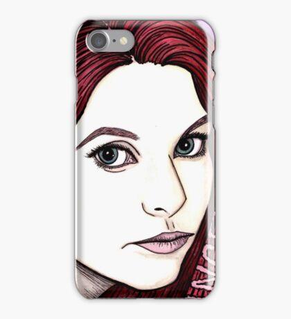 Angela Chase iPhone Case/Skin