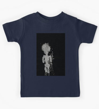 0065 - Brush and Ink - Gere Kids Tee