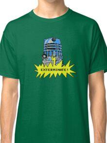 Time And Relative Pixels: Dalek Classic T-Shirt