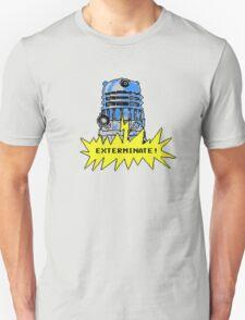 Time And Relative Pixels: Dalek T-Shirt