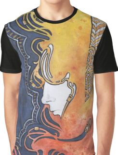 Nouveau Flood Graphic T-Shirt