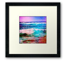 (Good Hold_) Framed Print