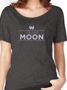 TEAM MOON SHIRT Women's Relaxed Fit T-Shirt