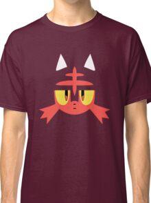 Pokemon Sun / Moon Litten New  Classic T-Shirt