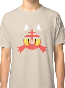 Pokemon Sun / Moon Litten New  Classic T-Shirt