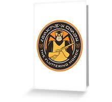 Venture Bros Henchman Horde 501st Greeting Card
