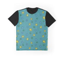 Polka Dots Graphic T-Shirt