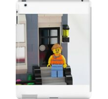 Lego Porch iPad Case/Skin