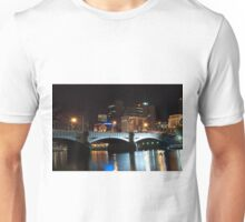 1112 Melbourne at night Unisex T-Shirt