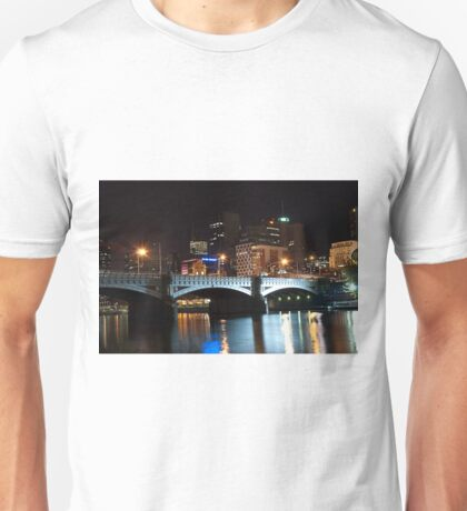 1112 Melbourne at night T-Shirt