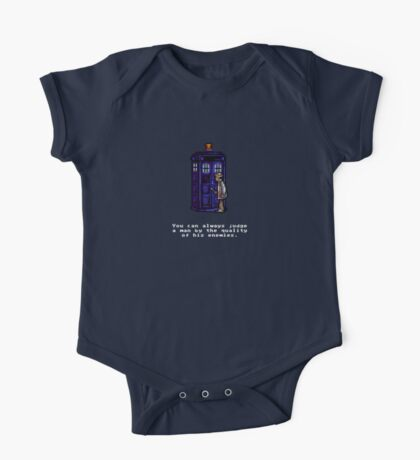 Time And Relative Pixels: Seventh Doctor Kids Clothes