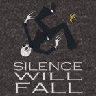 Silence Will Fall by Barbora  Urbankova