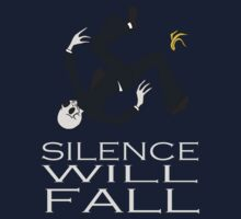 Silence Will Fall One Piece - Long Sleeve