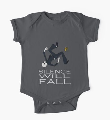 Silence Will Fall One Piece - Short Sleeve