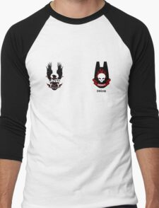 ODST - UNSC Shock Troopers Men's Baseball ¾ T-Shirt