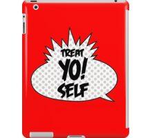 Treat Yo Self! iPad Case/Skin