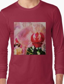 Crimson Moments Long Sleeve T-Shirt