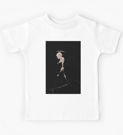 0074 - Brush and Ink - Exit State Kids Tee