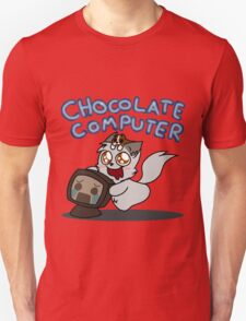 Chocolate Computer T-Shirt