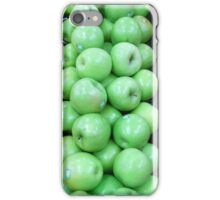 An apple a day ... iPhone Case/Skin