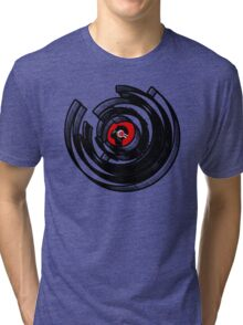 Vinylized! - Vinyl Records - New Modern Vinyl Records T Shirt Tri-blend T-Shirt