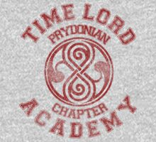Time Lord Academy One Piece - Short Sleeve