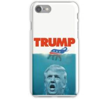 Trump Jaws iPhone Case/Skin
