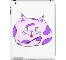 Mitzy Purry Puff iPad Case/Skin