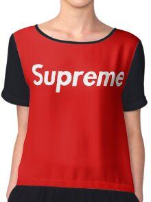 Supreme Chiffon Top