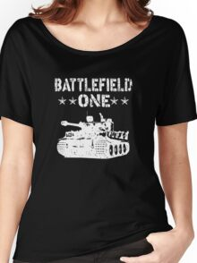 Battlefield one Tanks Women's Relaxed Fit T-Shirt