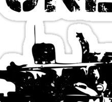 Battlefield one Tanks Sticker