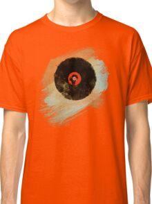 Vinyl Record Retro T-Shirt - Vinyl Records New Grunge Design Classic T-Shirt