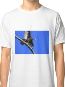 """Singing Them Buzzard Blues"" Classic T-Shirt"