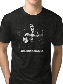 JOE BONAMASSA Tri-blend T-Shirt