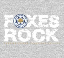 Leicester champions foxes One Piece - Long Sleeve