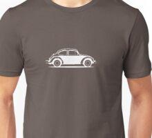 VW 1961 Beetle - White Unisex T-Shirt