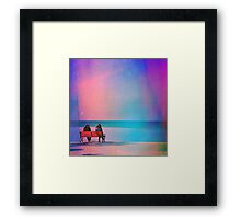 (Ricardo And Ryne_) Framed Print