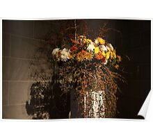 Mother Nature's Autumn Colors - a Still Life Poster
