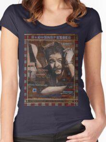 John Prine Women's Fitted Scoop T-Shirt