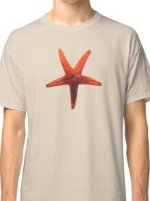 The Starfish - Starfish Painting Summer Tote Pillow Notebook Bags Classic T-Shirt