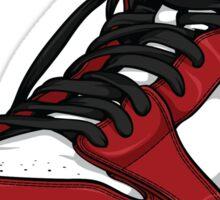 "Air Jordan 1 ""CHICAGO"" Sticker"