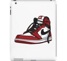 "Air Jordan 1 ""CHICAGO"" iPad Case/Skin"