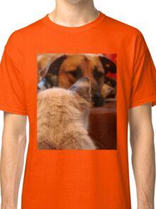 Iz keepin my eyes on youz, Buster Classic T-Shirt
