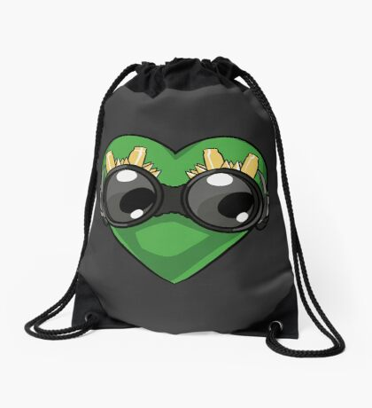 dalLOVE for DalNation Drawstring Bag