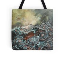 An Interpretation of Genesis Tote Bag